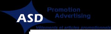 logo ASD Promo articles promotionnels
