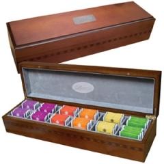 72 sachets de thé dans une boîte cadeau