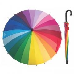 """parapluie multicolore 40"""""""