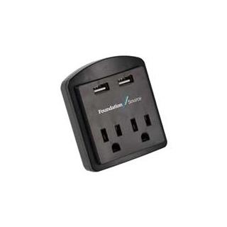 PJL-4967 Adaptateur AC et double prise USB