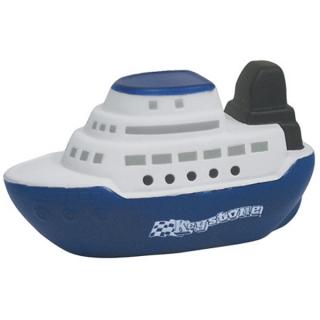 PJL-018 balle anti-stress : bateau de croisière
