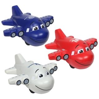 PJL-019 balle anti-stress en forme d'avion