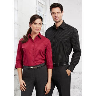 PJL-5434F chemise à rayures