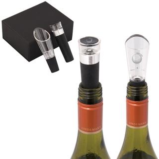 ENS-071 ensemble bouchon et bec verseur pour le vin