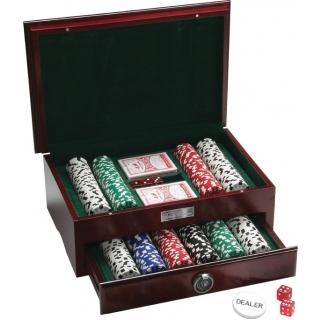 PJL-1614 ensemble de poker, 500 pièces