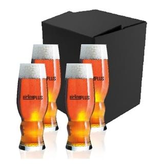 PJL-5353 ensemble de quatre verres à bière 16oz