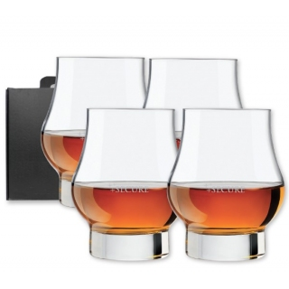 PJL-5351 ensemble de quatre verres à whiskey