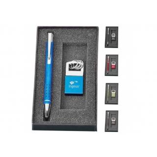 ENS-034 ensemble stylo et porte-clés