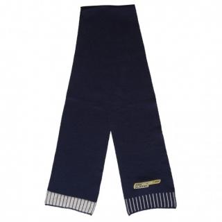 PJL-5400 foulard avec bordure à rayures contrastantes