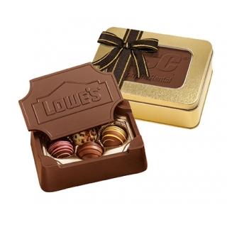 ENS-047 magnifique boîte de chocolat moulée