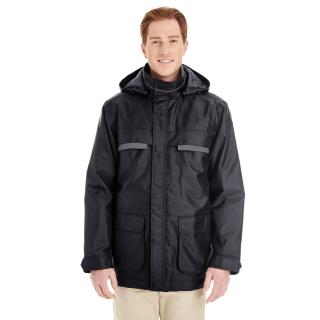 PJL-5481 manteau cargo isolé