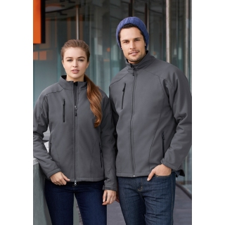 PJL-5447 manteau coquille isolée