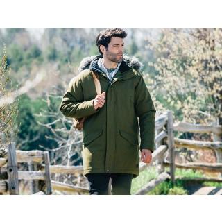 PJL-5374 manteau Roots combinant chaleur, confort et style