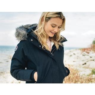 PJL-5374F manteau Roots combinant chaleur, confort et style