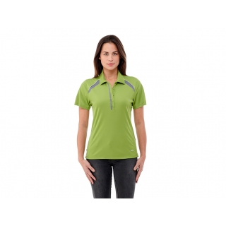 PJL-3844F Polo manches courtes femme