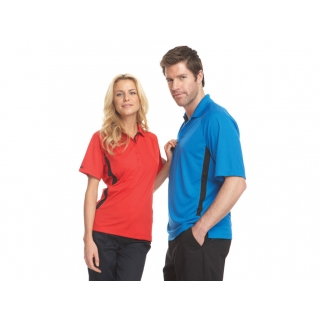 PJL-3507F Polo manches courtes femme