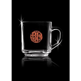 PJL-636 tasse à café 10 oz en verre