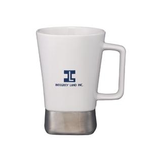 PJL-675 tasse en céramique / acier inoxydable