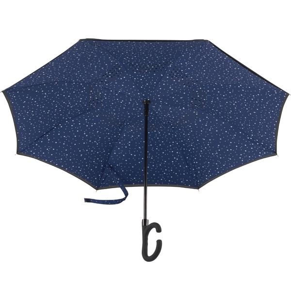 Parapluie réversible 48''