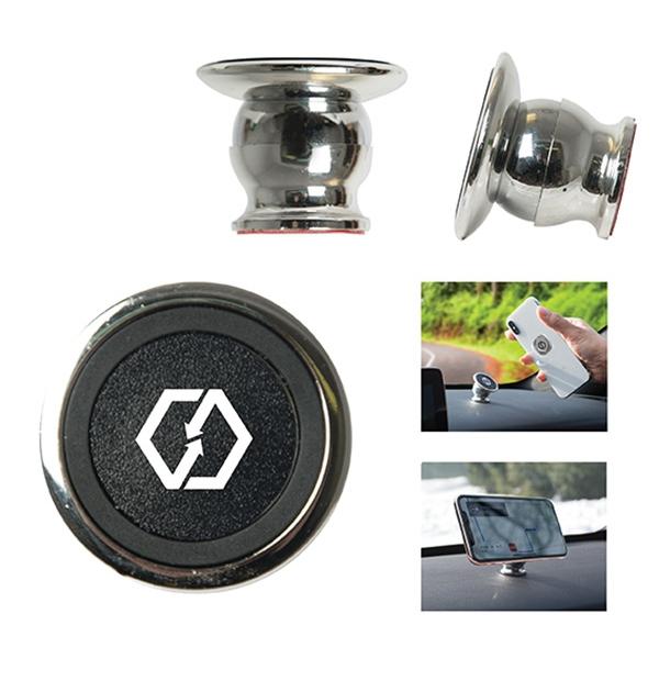 Support magnétique pour cellulaire en voiture