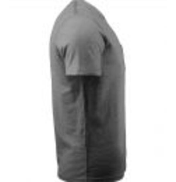 T-shirt col rond avec poche poitrine