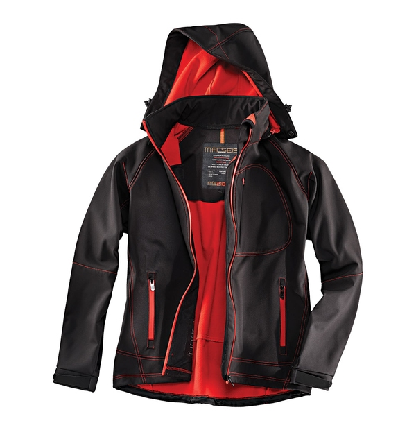 Veste Soft Shell grand confort
