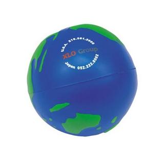 PJL-004 balle anti-stress : planète terre