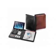 Banque de puissance 5000 mAh/porte-documents zippé