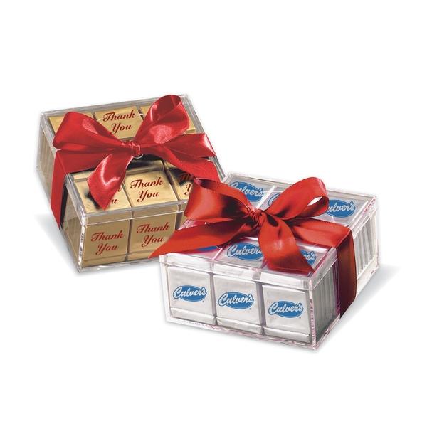 Boîte-cadeau chocolats