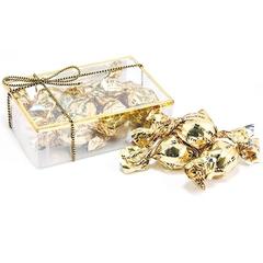 boîte cadeau remplie de truffes