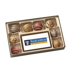 Boîte de 8 truffes
