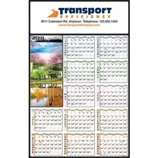 PJL-293 calendrier: une année