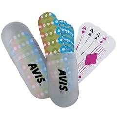 cartes à jouer, design original