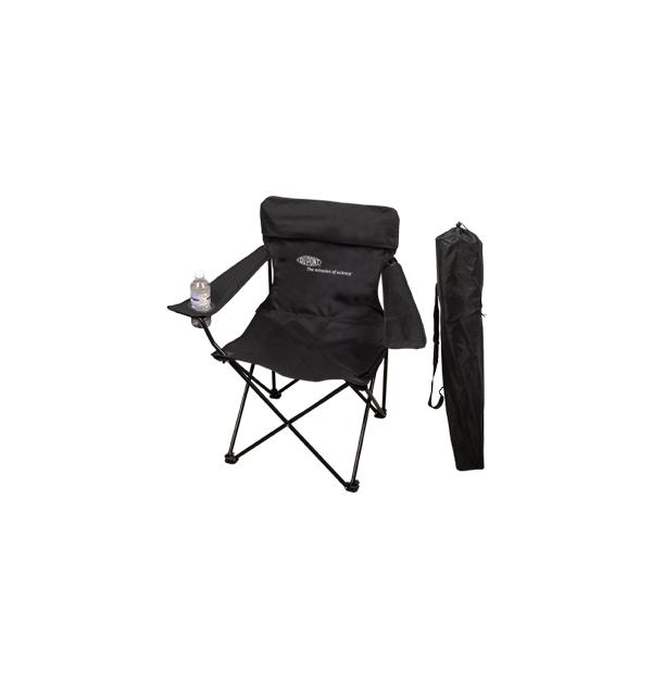 Chaise pliante avec sac de tranport