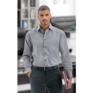 PJL-5467 chemise habillée sans repassage