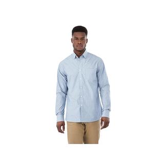 PJL-5270 chemise manche longue à pois