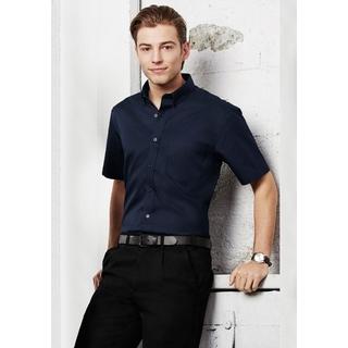 PJL-5436 chemise manches courtes infroissable et antitaches