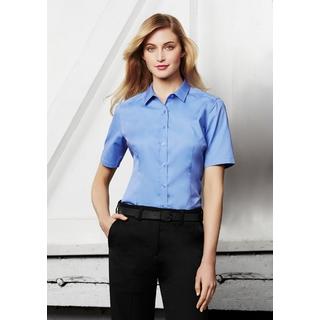 PJL-5436F chemise manches courtes infroissable et antitaches