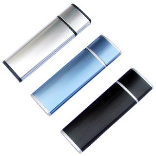 PJL-3357 Clé usb - fini aluminium brossé