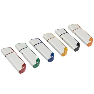 PJL-3333 Clé USB - métal et plastique translucide