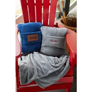 PJL-5361 couverture qui se transforme en un oreiller compact