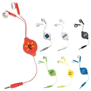 PJL-3376 Écouteurs rétractables