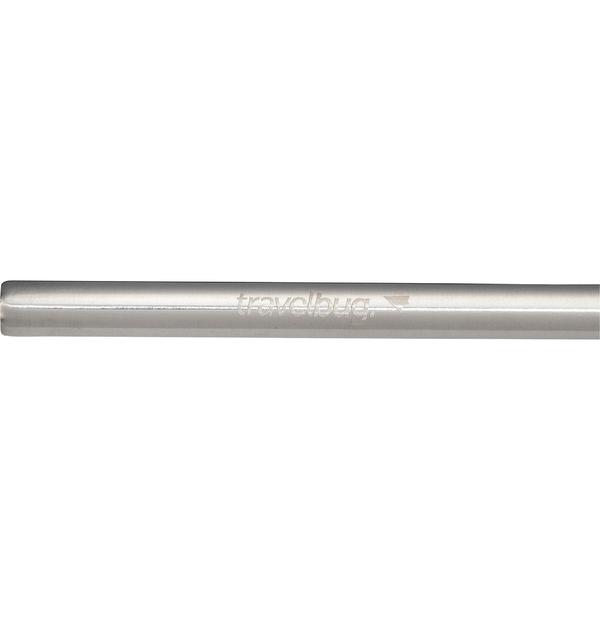 Ensemble de paille en acier inoxydable réutilisable avec brosse