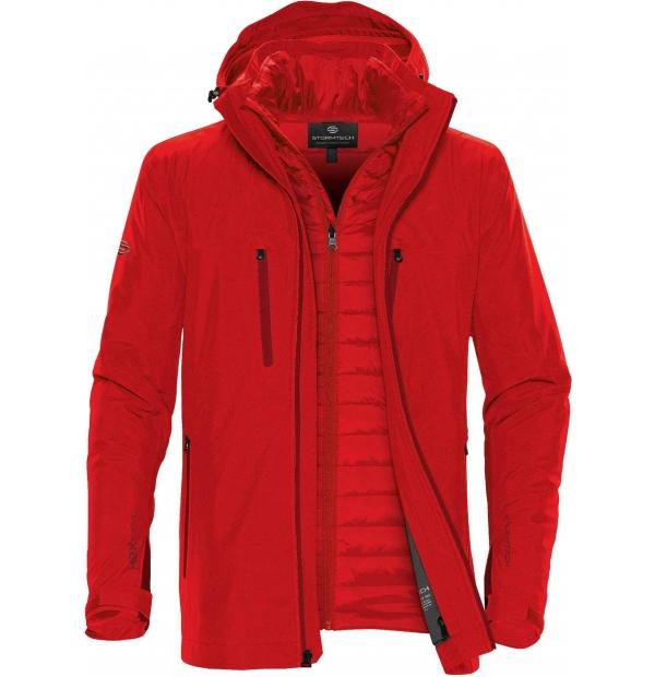 Manteau 3-en-1