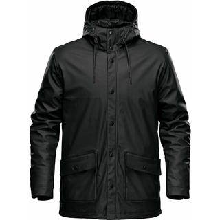 PJL-6125 Manteau de pluie isolé homme