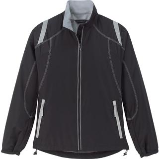 PJL-3663F manteau léger, bande réfléchissante