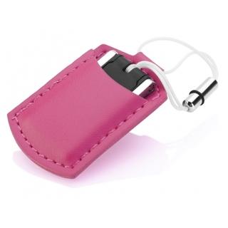 PJL-3449 Mini clé USB dans une pochette de cuir
