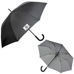 Parapluie exécutif à rayures fines