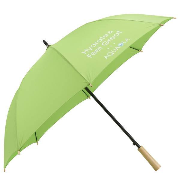 Parapluie ouverture automatique fait de plastique recyclé