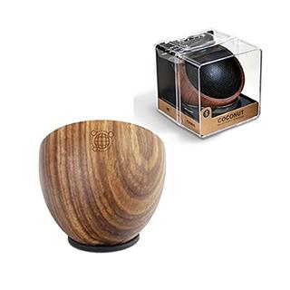 PJL-6348 Petit haut parleur sans fil en bois